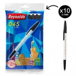 045  Reynnolds, Black