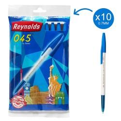 045  Reynnolds, Blue