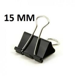 Binder Clip 15mm