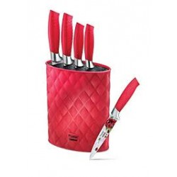 6 Pcs Knife Set