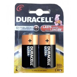 C Size Battery (pack of 2)