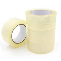Clear Tape 24 mm (1 inch)