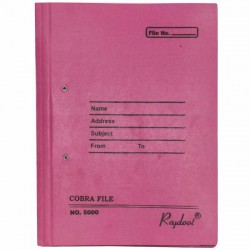 Cobra file no. 5000