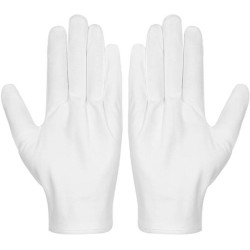 Cotton Gloves 1 Pair