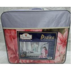 Diana Double Bed Blanket  4 Kg