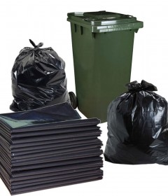 Dustbins and Garbage Bags