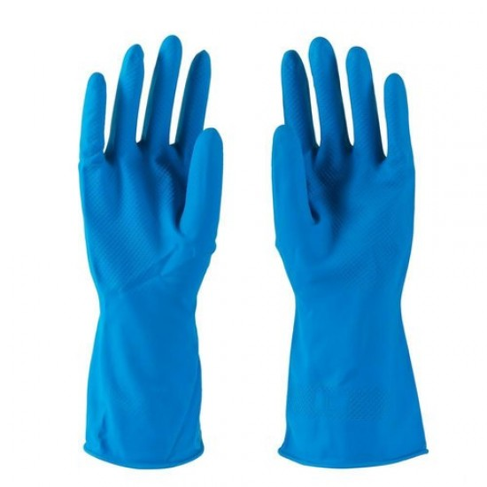 Gloves Rubber 1 Pair