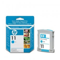 HP 11 Cyan Ink Cartridge C4836A