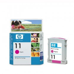 HP 11 Magenta Ink Cartridge C4837A