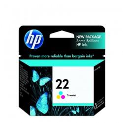 HP 22 Tri-color Inkjet Print Cartridge C9352AA