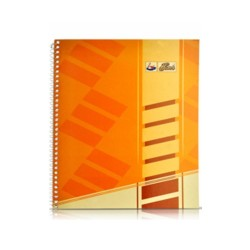 Hans Spiral Note Book 4 No, Size: A5, 160 Pages