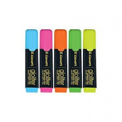 Highlighte Assorted Color (Pack of 5)