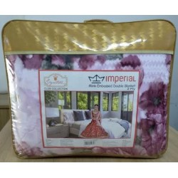Imperial Double Bed Blanket  4.8 Kg