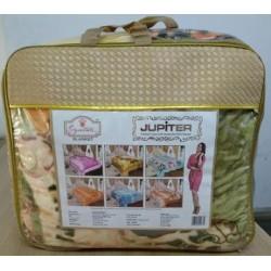 Jupiter Super Soft DB Mink Blanket  3.5 Kg