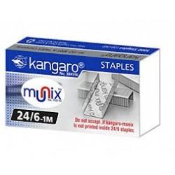 Kangaro Munix Staples  24/6