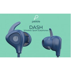 Pebble Dash  Pebble Wireless Sport  Earphones