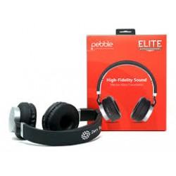 Pebble Elite  Pebble On-Ear Bluetooth Headphones with mic