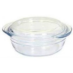 Casserole with lid 1pcs