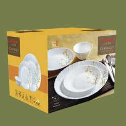 Classic Dinner set 35pcs